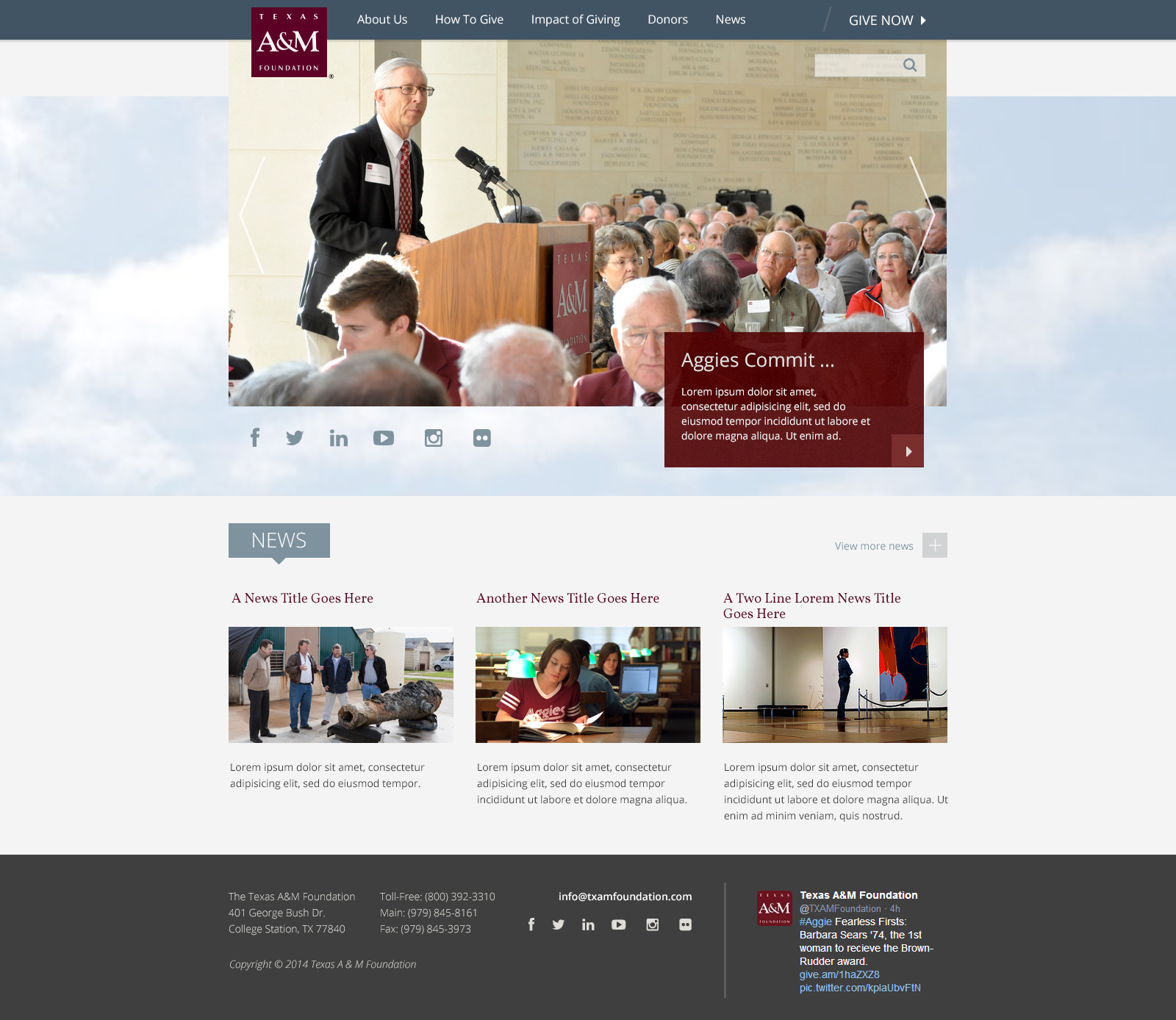 Texas A&M Foundation