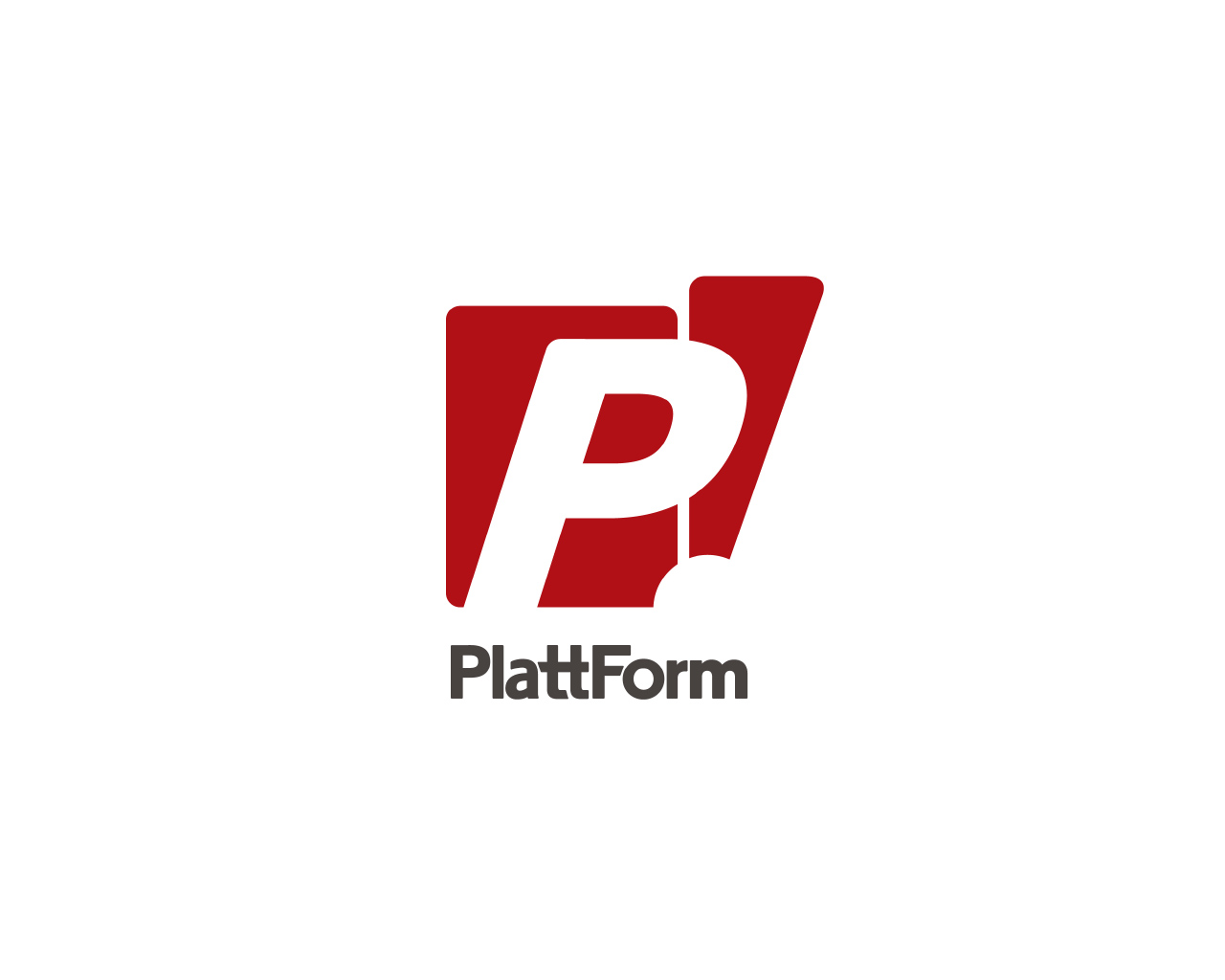 PlattForm Logo Concept