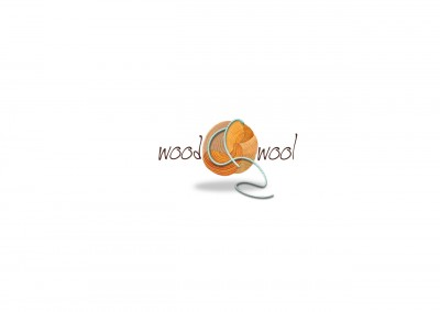 Wood & Wool Logo