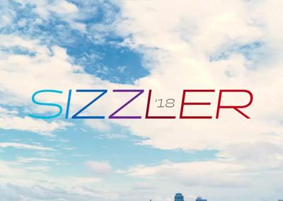 Sizzler 2018 Promo